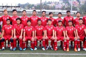 Lashai yn iakhun semi phainal ka Lajong bad ka East Bengal ha ka U-18